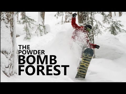 A Snowboarding Movie – The Powder Bomb Forest