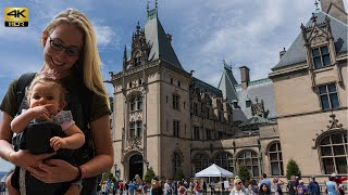 The Biltmore Estate in depth tour | 4k HDR