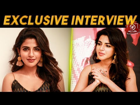 Exclusive Interview With Iswarya Me ..