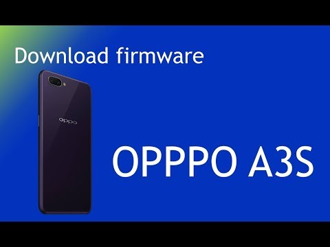 Oppo A3s Password Unlock File Download