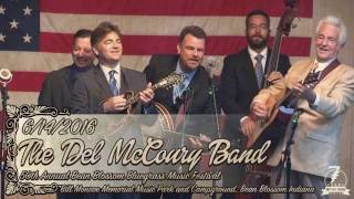 The Del McCoury Band ~ Bean Blossom