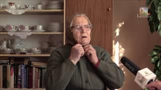 Rozmowa z Włodzimierą Banias (ur. 1930) z Klimkówki.