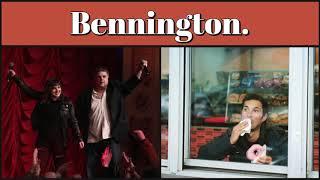 Bennington   Mark Normand In Studio