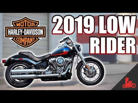 mp4 Harley Davidson Low Rider 2019, download Harley Davidson Low Rider 2019 video klip Harley Davidson Low Rider 2019