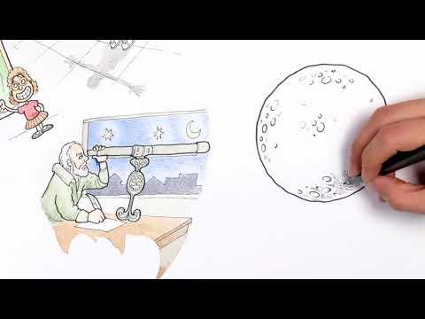 Galileo Galilei - Ilustrando História