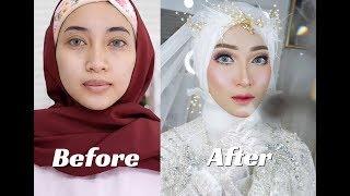Makeup Wedding untuk Pemula   hasil murid aku   AYYUNAZZUYYIN