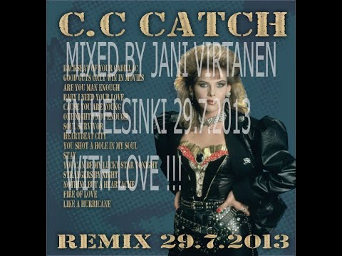 C.C Catch - disco Queen