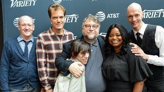 Guillermo Del Toro and Cast Talk 'The Shape of Water' at TIFF 2017 | Kholo.pk
