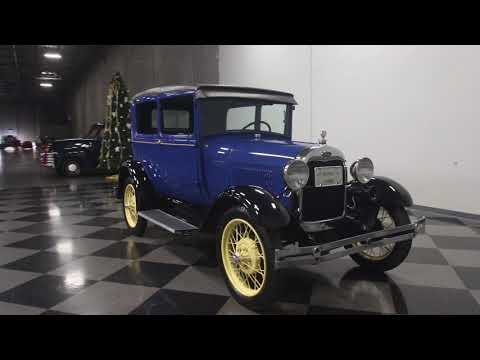 Video of '29 Model A 2-Door Sedan - MO3U