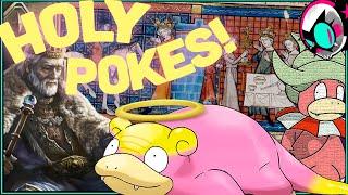 Slowking  - (Pokémon) - Galarian Slowpoke may be SUPER Important!   Gnoggin Pokemon SWSH: Isle of Armor & Crowned Tundra