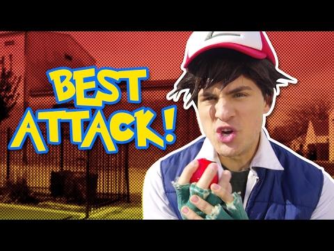 BEST POKEMON ATTACKS (This Week In Smosh)