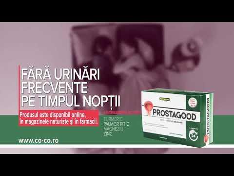 Medicamente de prostată din China