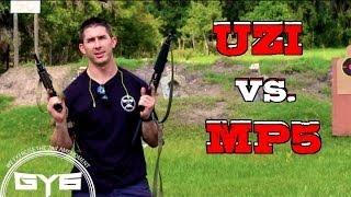 UZI vs MP5 - FULL AUTO