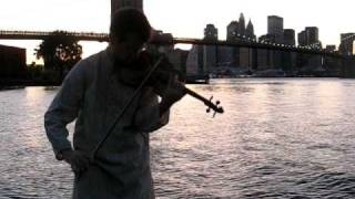 Paganini Caprice #6 - William Harvey, violin