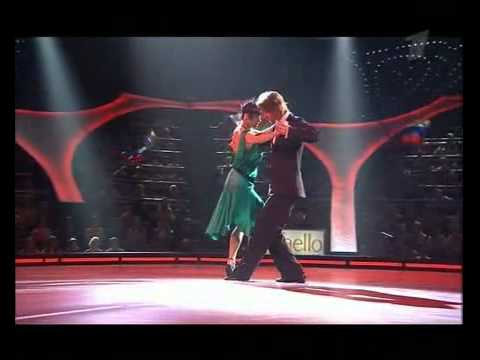 ריקוד טנגו סוחף