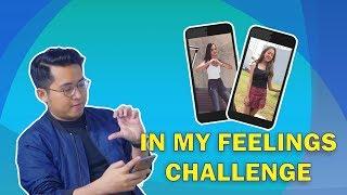 Demam Kiki Challenge #InMyFeelingsChallenge