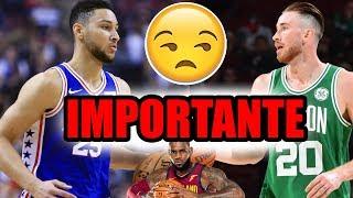 ACTUALIDAD IMPORTANTE EN LA NBA
