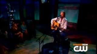 Travis Tritt on the Wendy Williams Show - The Pressure Is On (acoustic)