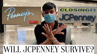 CAN JCPENNEY MAKE A COMEBACK AFTER YEARS OF DECLINE