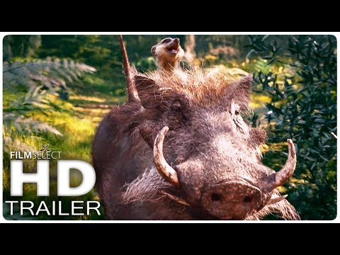 THE LION KING Trailer 2 (2019)