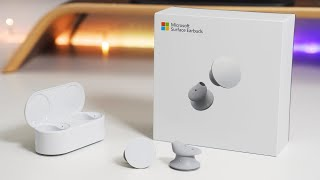 Microsoft Surface Earbuds - Unboxing, Comparison and Review