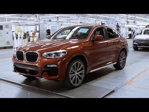 Neuer BMW X4 Test 2018 I Produktion I Rennstrecke I Motorvision