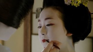 浅田真央京都で舞妓さんに変身!白塗りの顔が美しい!エアウィーヴ新CM