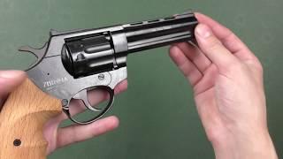 """Револьвер PROFI 4.5"""" бук от компании CO2 - магазин оружия без разрешения - видео 1"""
