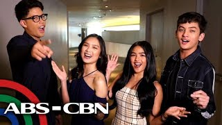 """Korina meets """"The Gold Squad"""" 
