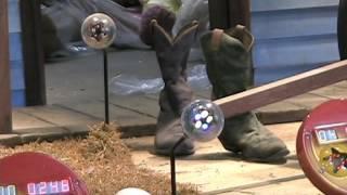 Dancing boots