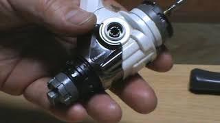 Shimano stradic sgtm 4000 rc