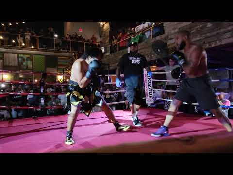 FT. WORTH (beast VS. Mexican boxer)