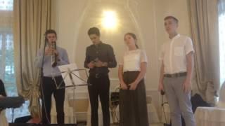 """Новая свадебная песня """"Моя семья"""" /Христианская музыка"""