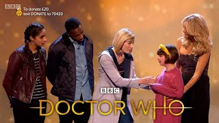 Doctor Who à Children In Need 2019