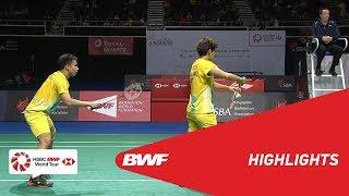 Singapore Open 2019 | Finals XD Highlights | BWF 2019