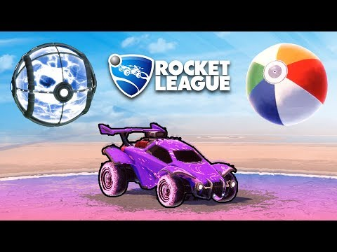 I hacked Rocket League to play 3 new modes early...