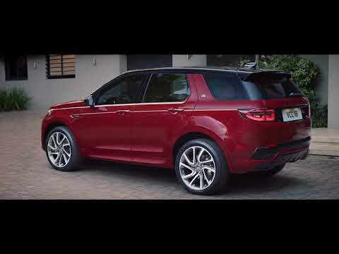 Land Rover Discovery Sport Внедорожник класса J - рекламное видео 3