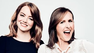 Video Emma Stone & Molly Shannon - Actors On Actors - Full Conversation