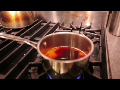 How to Make Coffee-Flavored Syrup : Coffee Drinks & More