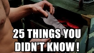 25 Things You Didn't Know About Fifty Shades of Grey Movie