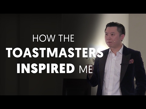 Dan Lok - How Toastmasters Inspired Me To Become a Professional Speaker