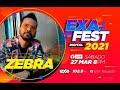 Exa fest Digital 2021 Zebra en Vivo