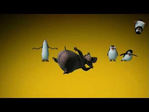 Música Big and Chunky (Madagascar 2)