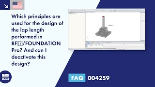 FAQ 004259 | Which principles are used for the design of the lap length performed in RF‑/FOUNDATION Pro? And can I deactivate this design?