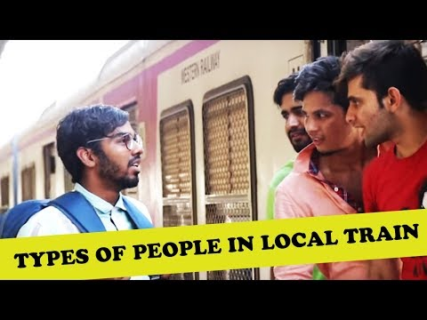 Types of People in Local Train | Funk You ft. Funchod Entertainment