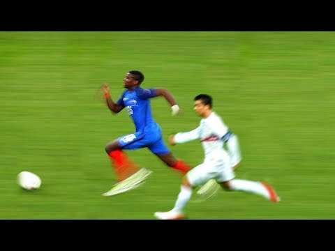 TOP 15 FASTEST PLAYERS 2017/2018 - Amazing Speed