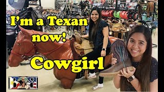 THE SEARCH FOR MY COWGIRL BOOTS | FilAm Couple | Vlog #58