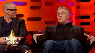 Greg Davies' Grandfather Interrupted A Very NSFW Moment   The Graham Norton Show