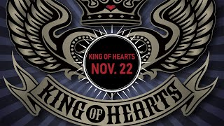 KING OF HEARTS - Givin' Up Easy