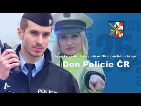25 let policie Olomouckého kraje